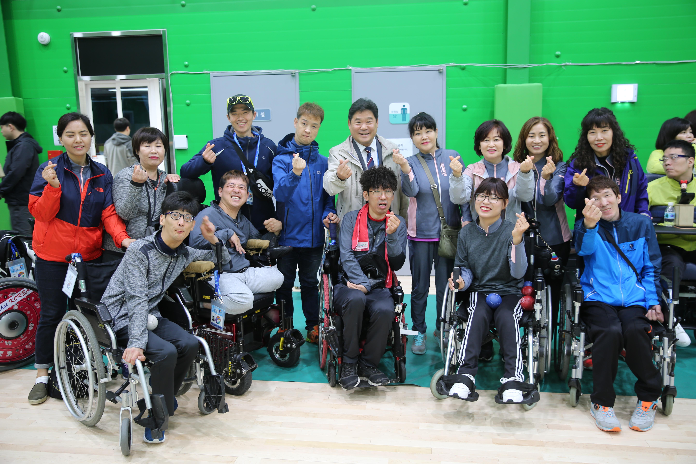 제8회 경기도장애인체육대회 대회 3일차-2
