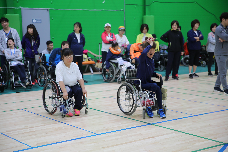 제8회 경기도장애인체육대회 대회 3일차-4