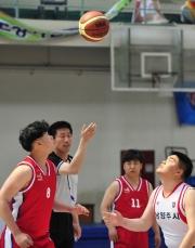 제 5회 농구 경기모습